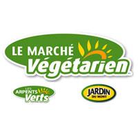 Circulaire Le Marché Végétarien - Flyer - Catalogue