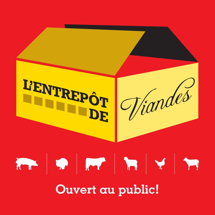 Circulaire L'Entrepôt De Viandes - Flyer - Catalogue